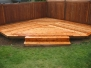 Northgate Custom Cedar Deck