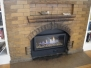RP - Chimney Removal - New Gas Fireplace